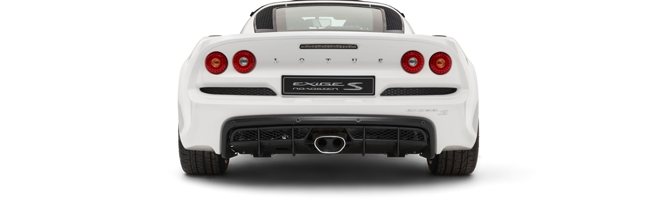 Exige Roadster Rear-on