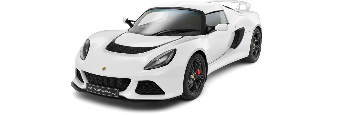 Exige S Front Three Quarters for Exterior