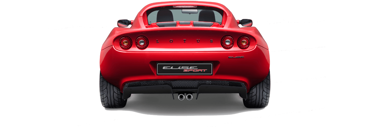 Elise Sport Rear-on Cut-out